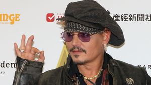 "Johnny Depp bei den ""Classic Rock""-Awards in Tokio"