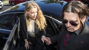 Johnny Depp und Amber Heard in Australien vor Gericht