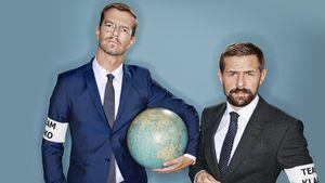 """""""Duell um die Welt""""-Schock: TV-Autor soll sich selbst essen!"""
