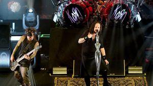 Nach Tod von Frau: Korn-Sänger bricht bei Show in Tränen aus