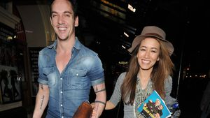 Nach Baby-News: Jonathan Rhys Meyers hat Mara geheiratet