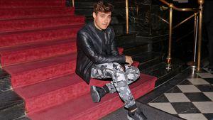 """Jorge Blanco bei der Musical-Premiere von """"Sister Act"""" in Berlin"""
