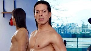 """""""Let's Dance""""-Jorges Body-Geheimnis: Er nascht fast nie!"""