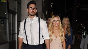 Josh Murray und Amanda Stanton in Hollywood