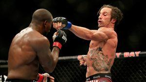 UFC-Kämpfer Josh Samman