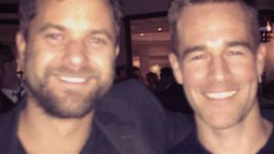 "James & Joshua: Zufällige ""Dawson's Creek""-Reunion"
