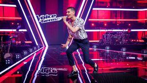 """Vierer-Buzzer als Allstar! """"The Voice""""-Juan ahnte es nicht"""