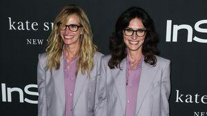Julia Roberts im Zwillings-Look mit ihrer Stylistin!