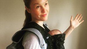 Heftige Baby-Kritik: Julia Stiles wehrt sich nach Shitstorm