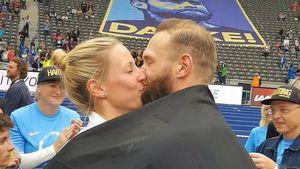 Doppeltes Babyglück: Olympia-Star Robert Harting wird Vater