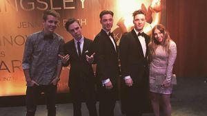YouTuber-Auflauf: Diese Internet-Stars waren beim Bambi 2016
