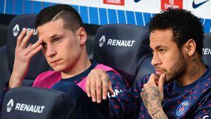 Vergewaltigungs-Vorwurf: Julian Draxler steht hinter Neymar
