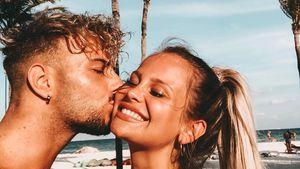 "So süß gratuliert Ex-""Love Island""-Julian seiner Stephanie"