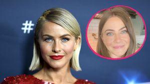 Bye-bye, blond: Julianne Hough ist jetzt auf einmal brünett!