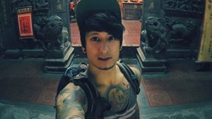 Julien Bam unterwegs in Taipeh