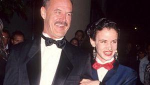Juliette Lewis und Geoffrey Lewis