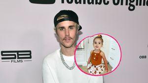 Justin Bieber stolz: Das ist sein kleines Schwesterchen (1)