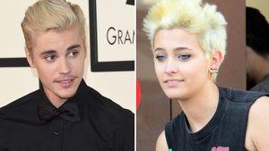 Justin Bieber und Paris Jackson