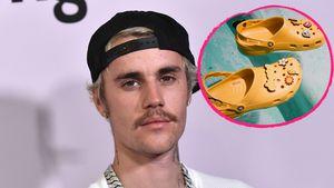 Stylish oder ein Flop? Justin Bieber ist Crocs-Designer