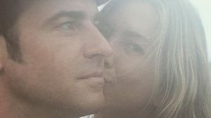 Justin Theroux & Jennifer Aniston: Seltenes Liebes-Pic!