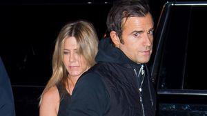 Funkstille seit Scheidung: Jen Aniston & Justin reden nicht!