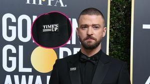 Für den #TimesUp-Button: Justin Timberlake erntet Shitstorm!