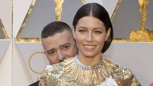 Justin Timberlake & Jessica Biel bei der Oscar-Verleihung 2017