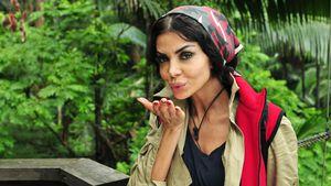 Kader Loth, Teilnehmerin beim Dschungelcamp 2017