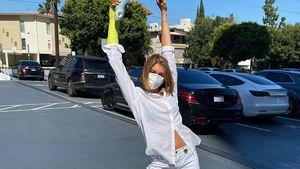 Nach Unfall: Kaia Gerber ist ihren XXL-Gips schon wieder los