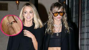 Verlobt? Miley Cyrus' Romanze trägt verdächtigen Ring!