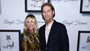 Kaley Cuoco happy: Sie feiert Hochzeitstag mit Mann Karl!