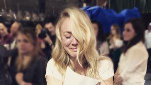 Letzte TBBT-Drehtage: Kaley Cuoco ist den Tränen nah!