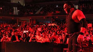 Horror-Ende bei RAW: John Cena vor Höllen-Flammen