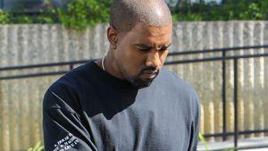 Kanye West in Calabasas