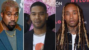 Stimme gestohlen? Kanye West, Kid Cudi und Ty verklagt