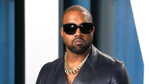 Kanye West ließ sich einen Hashtag für neue Designs sichern