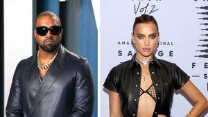 """""""Nichts Ernstes"""": Kanye West und Irina Shayk noch kein Paar"""