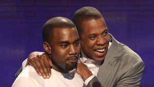 Streit beigelegt: Kanye West und Jay-Z sind wieder Kumpels