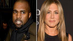 """Nicht lustig"": Jennifer Aniston über Kanyes Kandidatur"