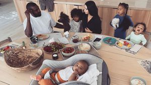 Healthy Lifestyle? Kim Kardashians Kids essen vegetarisch