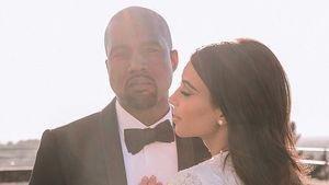 Sechs Jahre verheiratet: Kim und Kanye noch immer happy!