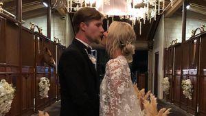 Romantisch & besonders: So schön war Kaley Cuocos Hochzeit!