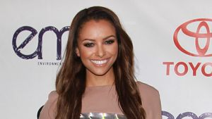 """Vampire Diaries""-Star Kat Graham hat sich verlobt"