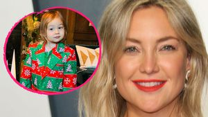Wie süß! Kate Hudsons Tochter ist voll im Weihnachtsfieber!