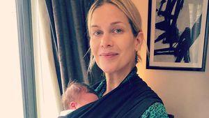 Moderatorin Kate Lawler besorgt: Baby musste ins Krankenhaus