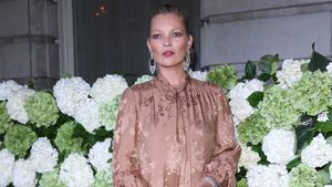 Kate Moss auf der Party des Love Magazines in London