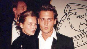 Vorwurf: Hat Johnny Depp Kate Moss von Treppe gestoßen?