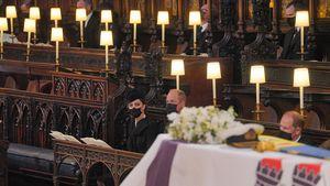 Tribut: Kate und William teilen Fotos von Philips Beisetzung