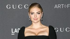 "Kate Upton bei der ""LACMA Art und Film Gala"" 2016 in Los Angeles"