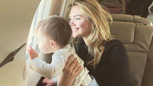 Ein Jahr Mamaglück: Kate Upton feiert Geburtstag von Tochter